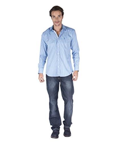 Giorgio di Mare Camicia Uomo [Blu]