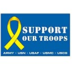 Support our Troops Flag - 3