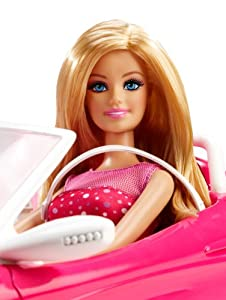Mattel BJP38 Barbie - Glam convertible & Doll