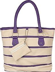 Gracetop Women's Handbag (Cream, Pph-Cream)