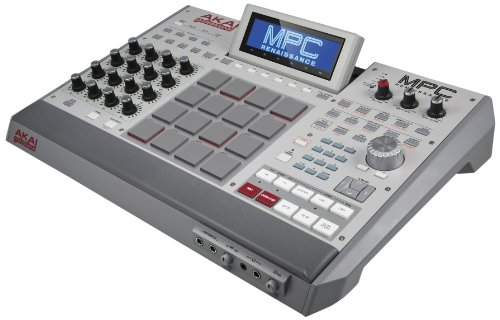 Akai Professional Mpc Renaissance Music Production Controller With 9 Gb+ Sound Library
