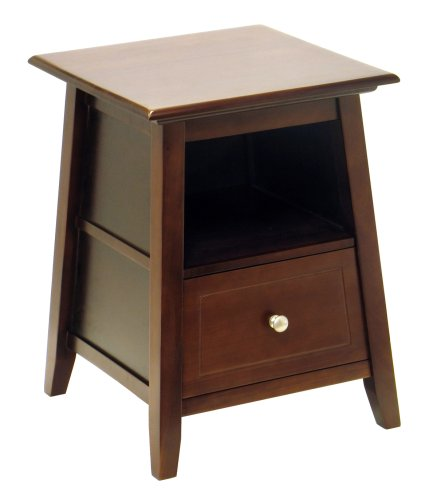 Winsome Wood Angolo Accent Table