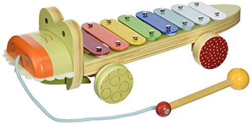 Skip Hop Giraffe Safari Xylophone, Crocodile, 18 Months Plus