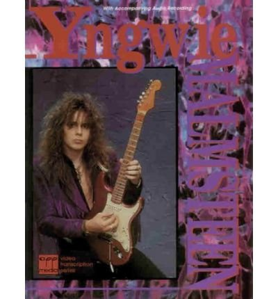 Yngwie Malmsteen: Book & CD (Mixed media product) - Common