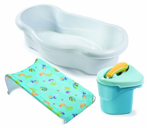Summer Infant 08294 Newborn to Toddler Bath Center and Shower