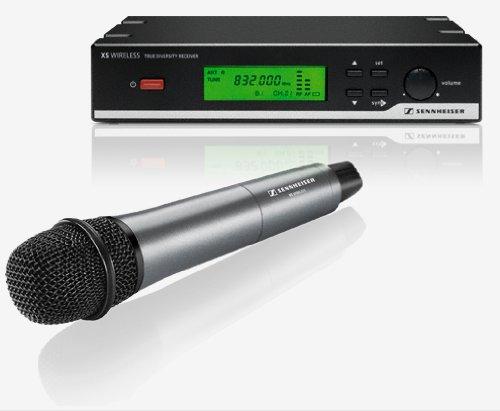 Sennheiser Xsw 65-A Wireless Vocal Set Free 2 Day Air
