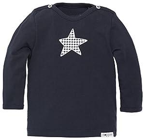 Noppies Kids B Tee Ls Monsieur - Camiseta para niños