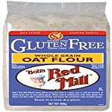 (Pack of 4) Bobs Red Mill - G/F Oat Flour 400 g