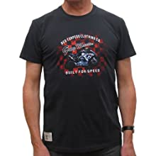 Primo Built For Speed (Mens) Guy Martin T-Shirt