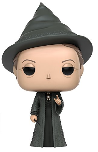 Funko Pop! Film: Harry Potter - Minerva Mcgonagall figura di azione