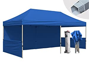 Eurmax Canopy Trade Show Party Tent - Eurmax Premium Pop up Canopy Instant Shelter... by Eurmax