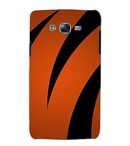 printtech Designer Tiger Print Back Case Cover for Samsung Galaxy A3 / Samsung Galaxy A3 A300F