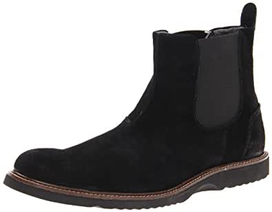 Men's Wolverine® Hartley - Wolverine Chelsea Boot (7.5 M in Black)