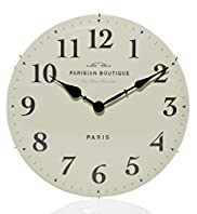 Parisian Wall Clock