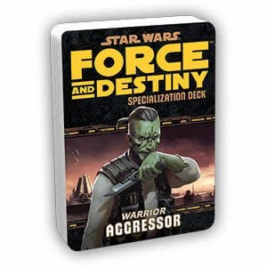 Star Wars Force and Destiny Aggressor Specialization Deck - 1