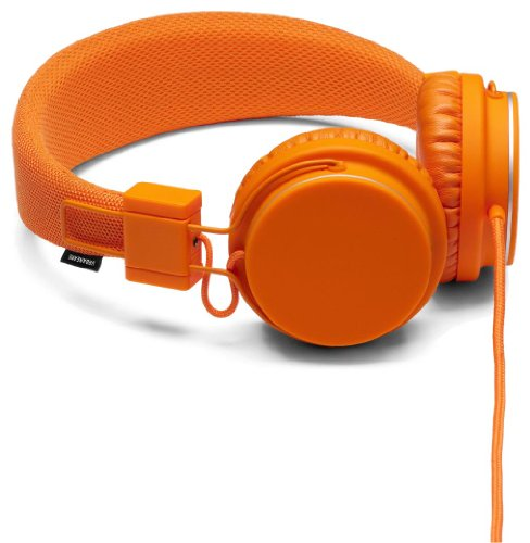 Urbanears Plattan Over The Ear Headphones For Iphone Ipod Touch Android - Orange