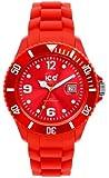Ice-Watch Damen-Armbanduhr Sili-Forever Small Rot Analog Quarz SI.RD.S.S.09