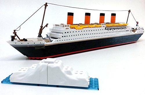 Brigamo-Spiele-479-Titanic-Bausteine-Schiff-450-Teile-60-cm-lang-kompatibel-mit-den-gngigen-Marken-Bausteinen