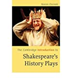 img - for [(The Cambridge Introduction to Shakespeare's History Plays)] [Author: Warren L. Chernaik] published on (December, 2007) book / textbook / text book
