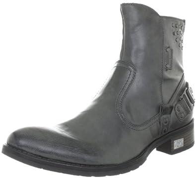 Bruno Banani RD NERO 2BEF001, Herren Chelsea Boots, Grau (Grey 12210A 601), EU 41