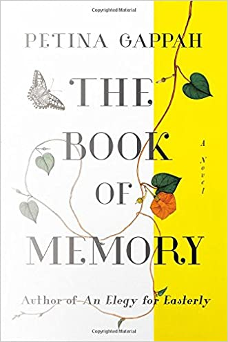 The Book of Memory: A Novel
