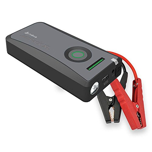 Cobra Electronics CPP 12000- JumPack XL - Jump Starter/Power Pack (Cobra Jump Starter compare prices)