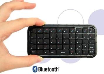 Micro tastiera Bluetooth per iPad, iPhone, Smartphone