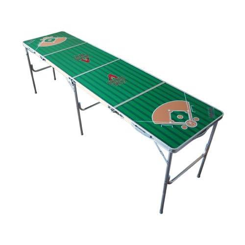 MLB Arizona Diamondbacks Tailgate Ping Pong Table With Net