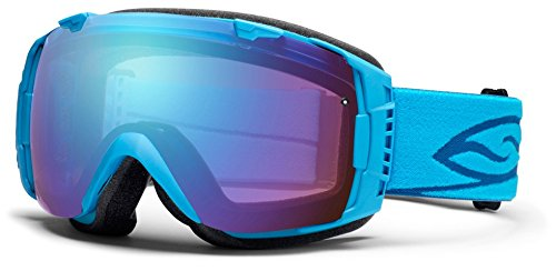 Smith I/O Goggles-Sensor Mirror-Cyan