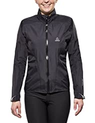 Löffler Bike-Jacke rain jacket womens Ladies GTX Active black 2014