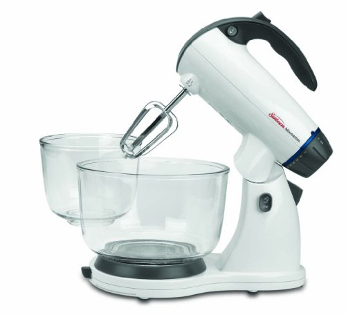Sale!! Sunbeam 2371 MixMaster Stand Mixer, White
