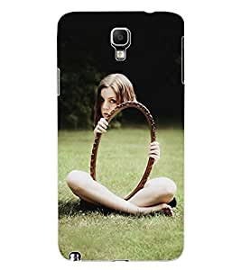 ColourCraft Creative Image Design Back Case Cover for SAMSUNG GALAXY NOTE 3 NEO N7505