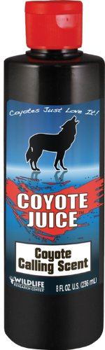 Best Buy! Wildlife Research 526 Coyote Juice Calling Scent (8-Fluid Ounce)