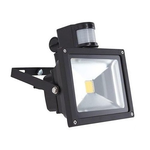 Sunsbell ®High Power 50W Led Sensor Floodlight Indoor Security Lighting Lamp Bulb 110V Cool White For Pathway / Staircase / Step