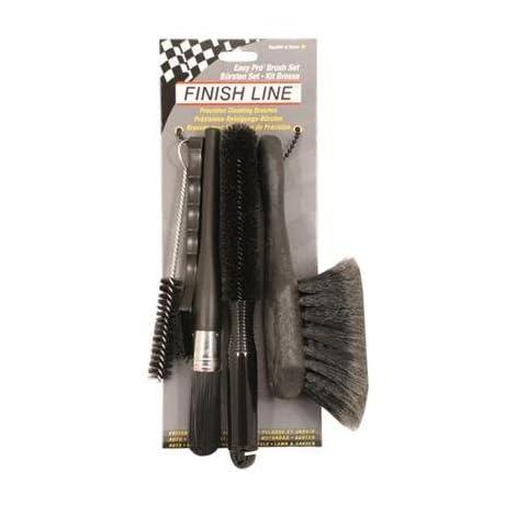 Finish Line Easy-Pro Bicycle Brush Set - 811-000-001