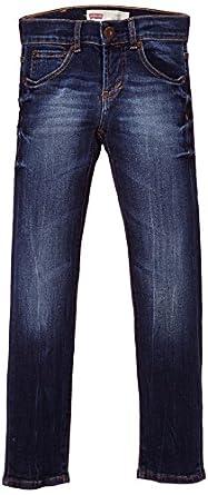 Levi's 510 - Jeans - Uni - Garçon - Bleu (Indigo) - FR: 14 ans (Taille fabricant: 14 ans)