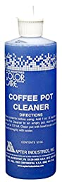 Apter Industries 13-CPC-6/12 Coffee Pot Cleaner, 12 oz. (Pack of 6)