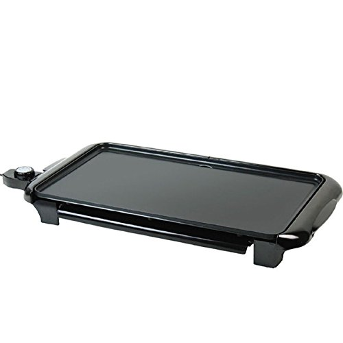 Brand New Nostalgia Electrics Nonstick Electric Griddle Warming Drawer New Grill Indoor