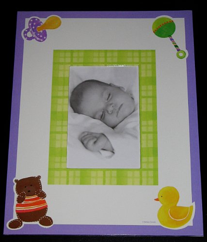 Baby Autograph Photo Frame