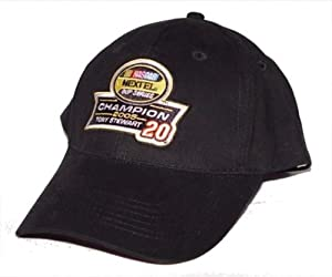 Buy NASCAR Racing nascar cap hat adjustable Authentic Tony Stewart Nextel 2005 Champion buy one get one free by NASCAR
