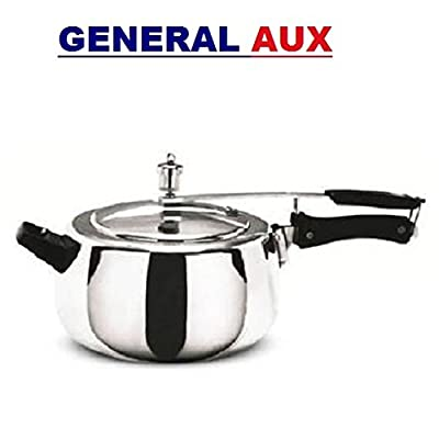 General Aux Traditional 5 L Pressure Cooker