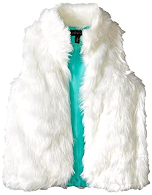 Derek Heart Big Girls' Faux-Fur Vest from Derek Heart Girl Girls 7-16