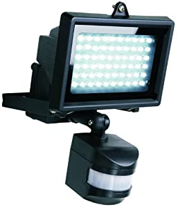 Byron Elro Floodlight LED with Motion Detector