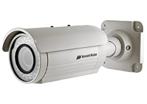 AV5125IRV1 - All-In-One IP bullet Camera from Arecont Vision, comes with IP66 and vandal resistant housing; Superior Low Light Performance!