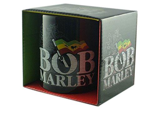 Bob Marley-Reggae tazza regalo tazza-Logo-ideale in confezione regalo