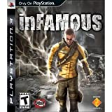 PS3 inFAMOUS 輸入版