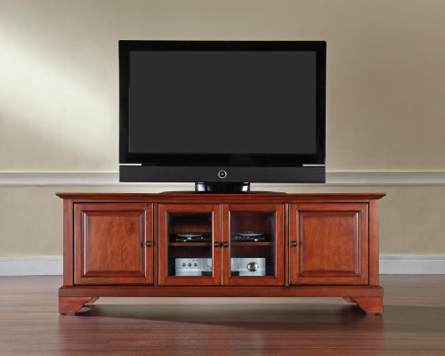 crosley-furniture-lafayette-60-inch-low-profile-tv-stand-classic-cherry