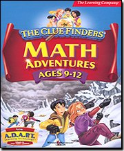 CLUEFINDERS MATH 9 TO 12