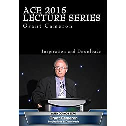 ACE 2015 Lecture Series - Grant Cameron