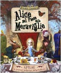 Cover Alice nel paese delle meraviglie. Libro pop-up